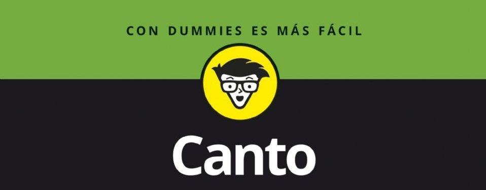Libro Canto Y Técnica Vocal Para Dummies De Begoña Alberdi